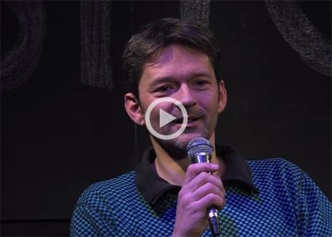Bert Wagenaar van Kreveld over Hangmat Ophangen vimeo